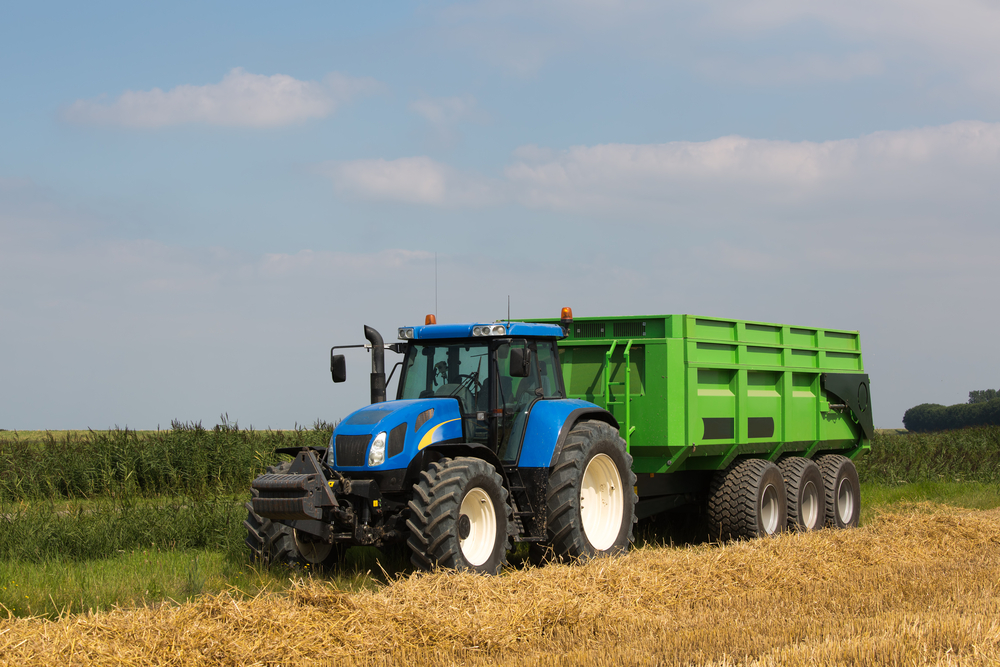Tractor,With,Trailer